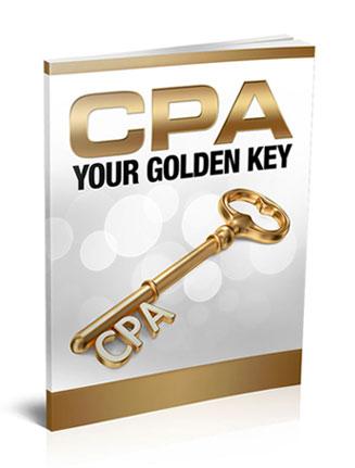 cpa- your golden key plr ebook