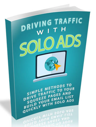 drive traffic with solo ads plr ebook