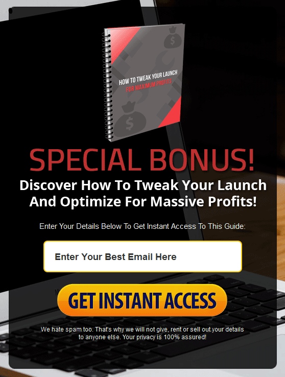 mega product launch blueprint ebook and videos