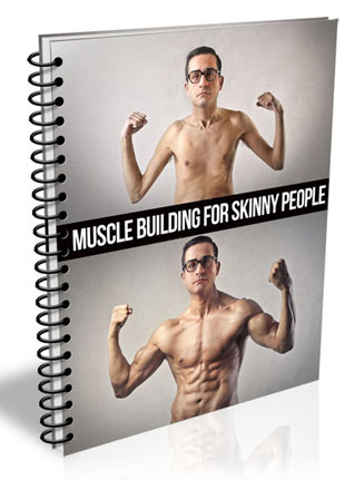 muscle building for skinny guys plr report