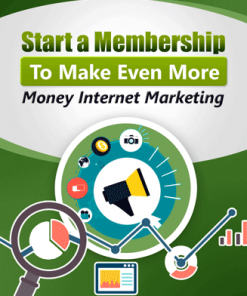 start a membership sites plr ebook