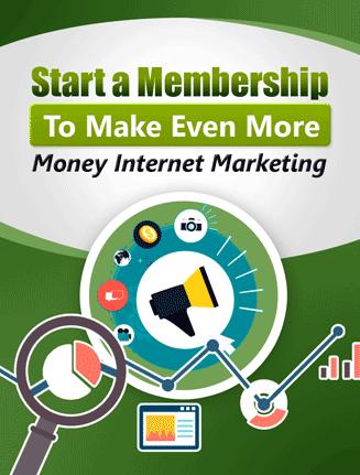 start a membership sites plr ebook