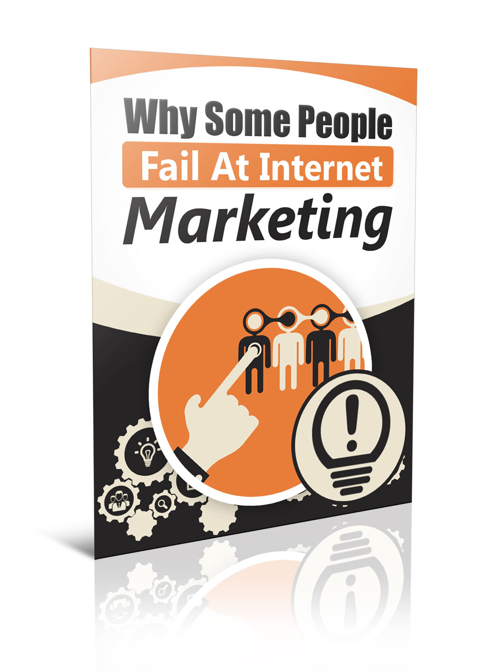 why people fail at internet marketing plr report