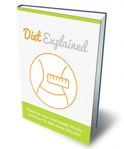 diet explained ebook