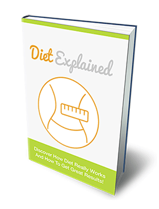 diet explained ebook