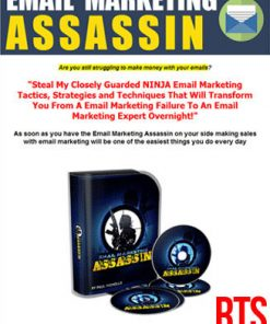 email marketing assassin plr video ready to sell