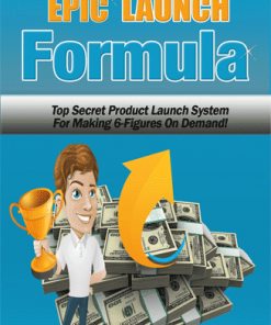 epic product launch plr ebook and videos