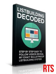 listbuilding decoded plr video ready to sell  Listbuilding Decoded PLR Video Ready To Sell Package listbuilding decoded plr video ready to sell 190x250