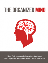 organized mind ebook and videos organized mind ebook and videos The Organized Mind Ebook and Videos MRR Package organized mind ebook and videos 190x250