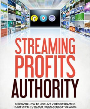 video streaming profits ebook and videos