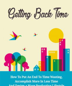 getting back time ebook and videos