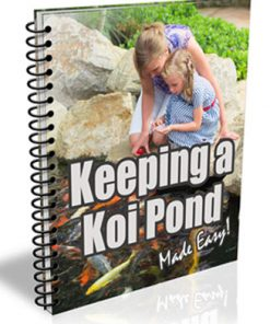 keeping a koi pond plr email messages