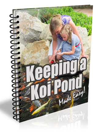 Keeping a koi pond plr email messages with private label for Keeping koi in a pond