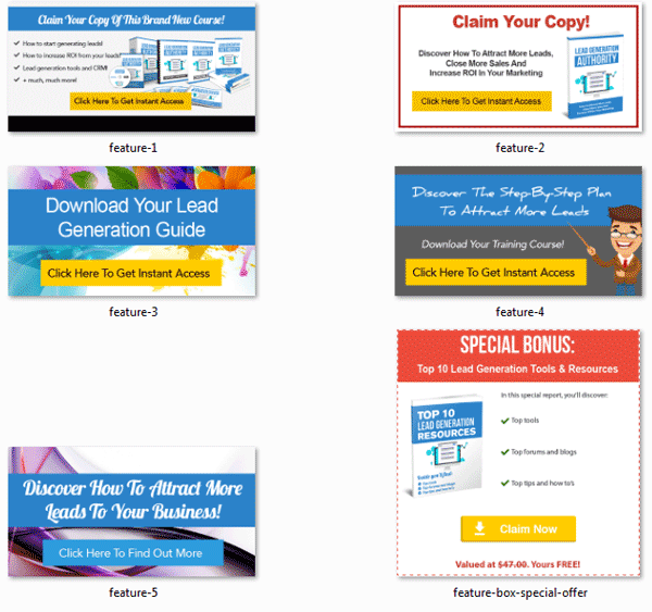lead generation ebook and videos