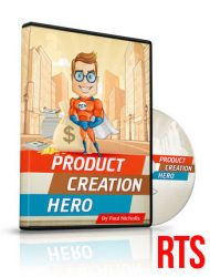 product creation hero plr videos product creation hero plr videos Product Creation Hero PLR Videos Ready To Sell Package product creation hero plr video rts 190x250