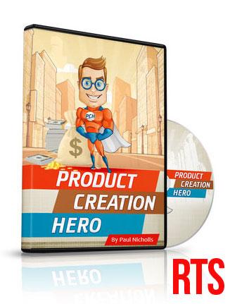 product creation hero plr videos