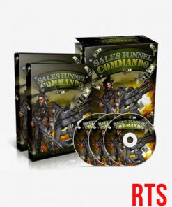 sales funnel commando plr ready to sell