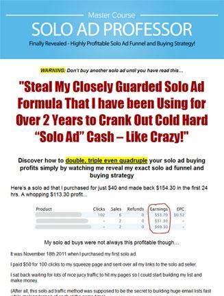 solo ad professor plr videos ready to sell