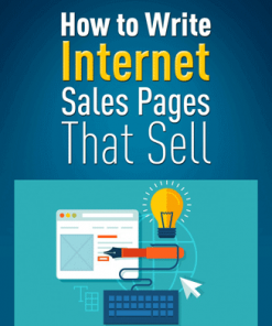 write salespages that sell plr ebook