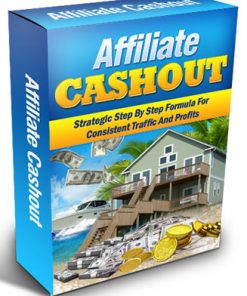 affiliate cashout ebook and videos