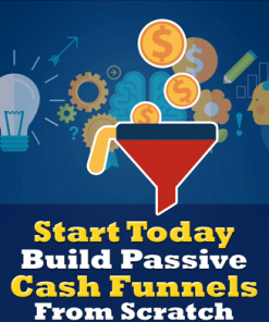build passive cash funnels plr report