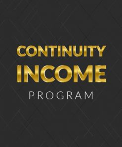 continuity income program videos