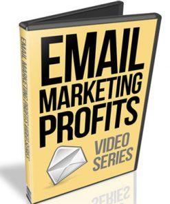 email marketing profits plr videos