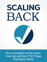 scaling back ebook and videos scaling back ebook and videos Scaling Back Ebook and Videos with Master Resale Rights scaling back ebook and videos 190x250
