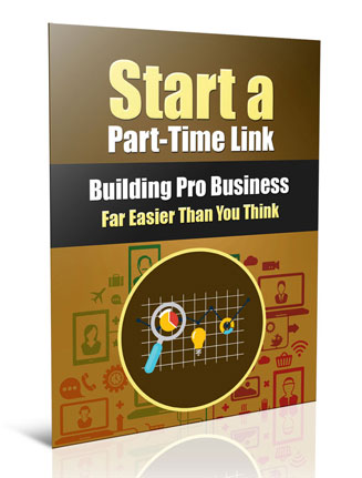start a link building business plr report