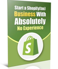 start a shopify store plr report