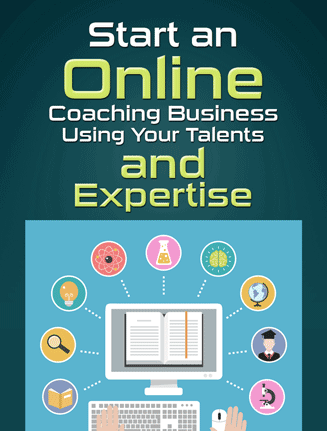 start an online coaching business plr report
