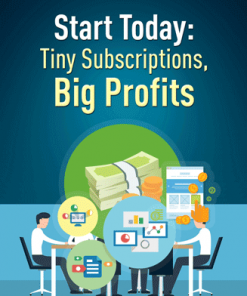 tiny subscriptions big profits plr report