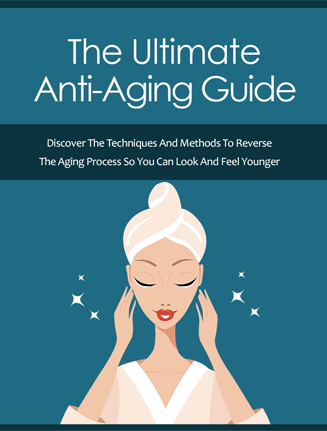 Anti aging guide ebook and videos with master resale rights fandeluxe Image collections
