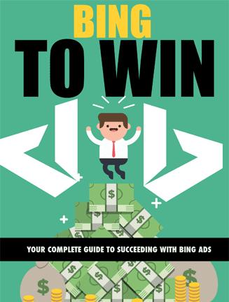 bing ads success ebook and videos