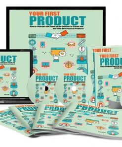 create your first physical product ebook and videos