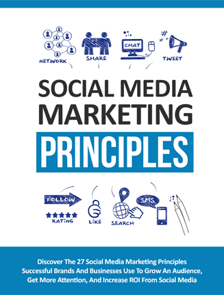 social media marketing principles ebook and videos