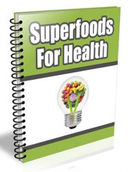 superfoods for health plr autoresponder messages superfoods for health plr autoresponder messages Superfoods For Health PLR Autoresponder Messages superfoods for health plr autoresponder messages 190x250
