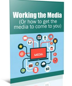 working the media plr report