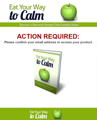 eat your way to calm ebook