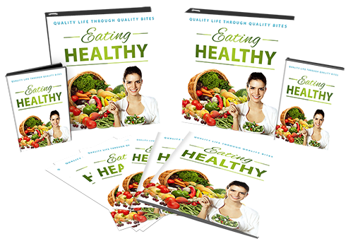 eating healthy ebook and videos