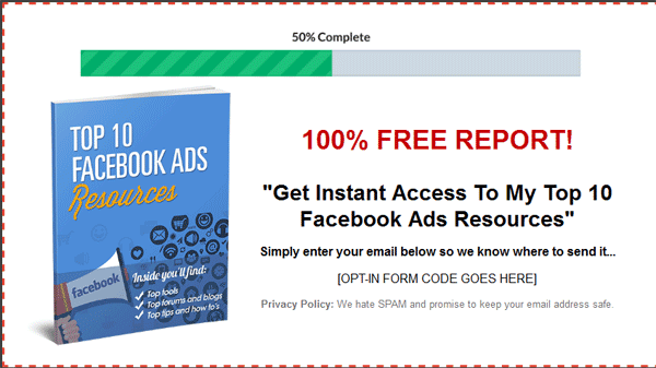 facebook ads success ebook and videos