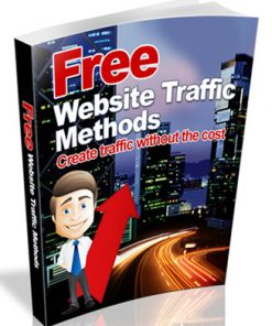 free web traffic methods ebook