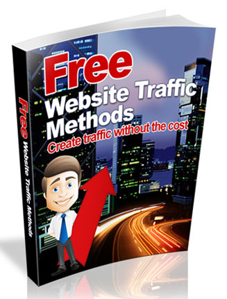 free web traffic methods ebook