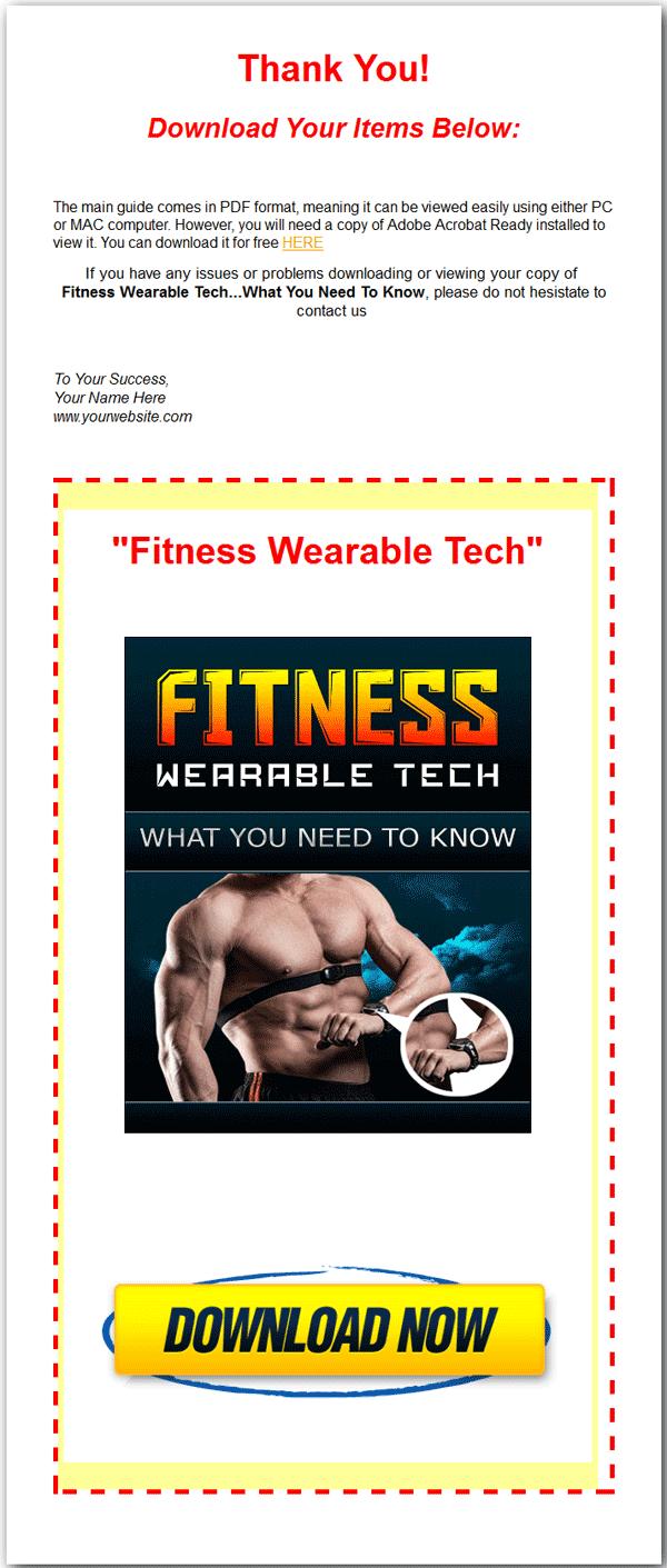future of fitness ebook