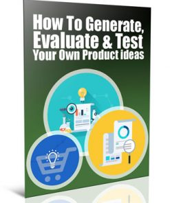 testing product ideas plr report