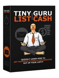 tiny list guru cash plr ebook and videos tiny list guru cash plr ebook and videos Tiny List Guru Cash PLR Ebook and Videos tiny list guru cash plr ebook and videos 190x250