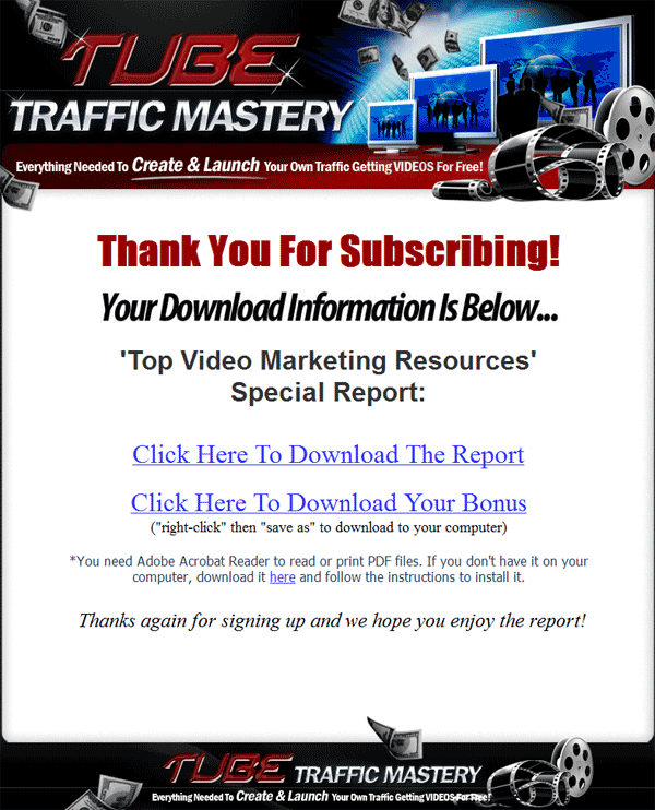 youtube traffic mastery videos