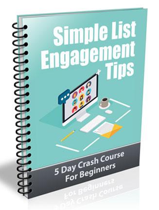 email list engagement tips plr autoresponder messages