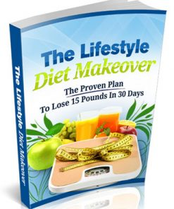 lifestyle diet makeover plr ebook