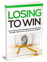 losing to win weight loss ebook losing to win weight loss ebook Losing To Win Weight Loss Ebook and Videos MRR Package losing to win weight loss ebook 190x250